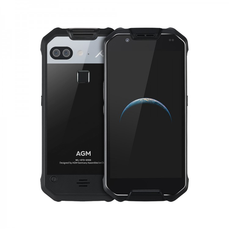 AGM X2 SE Gorilla Glass